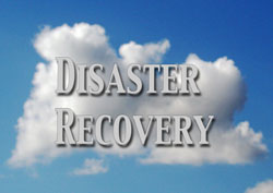 Consider the cloud as a disaster recovery solution...
