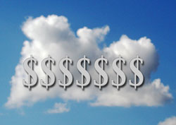 Cloud services move you from capital intensive to pay as you go IT services.